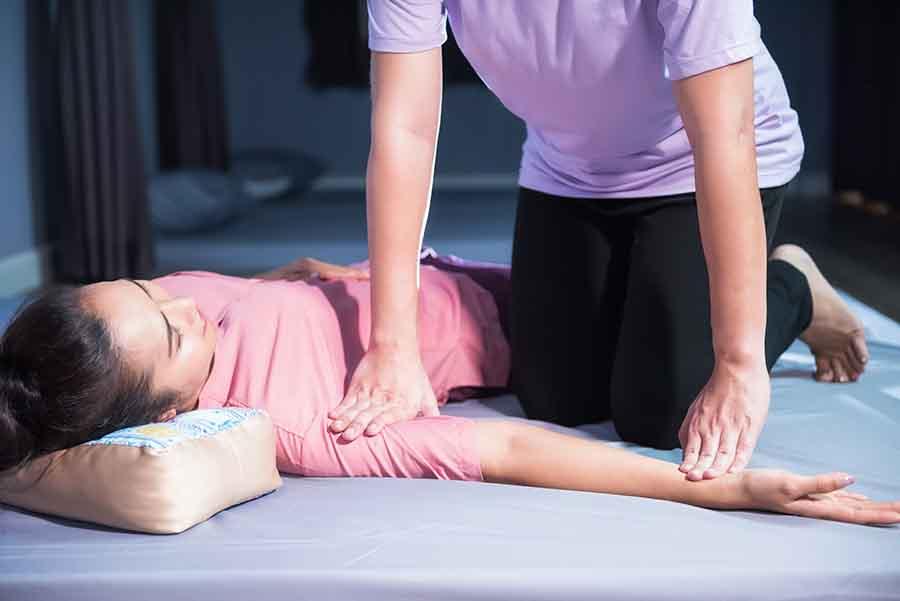 best tui na massage for reliving shoulder pain