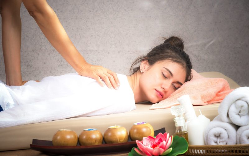 lady-relaxing-while-enjoying-full-body-massage